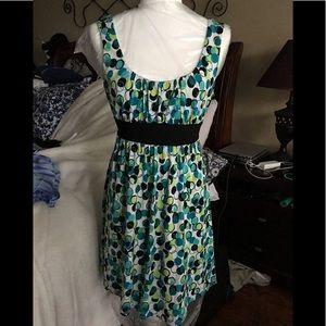 Wrapper brand dress